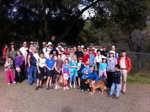11 Family Hike 3:30 Group