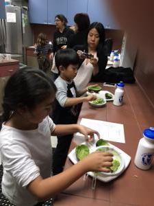 2017 Family Cooking School