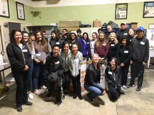 2017 Second Harvest Volunteers