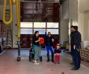 2020 Family Fire Truck Tour